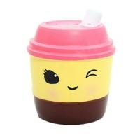 Jual Milk Tea Cup Squishy Murah