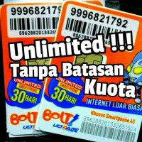 PERDANA INTERNET BOLT UNLIMITED 30 HARI