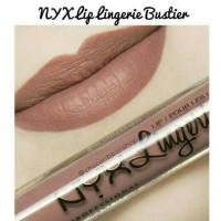 Jual NYX Lip Lingerie Lip Cream 100% ORIGINAL Murah
