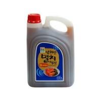 Jual Daesang Chung Jung One Anchovy 3kg / Minyak Ikan Teri untuk Kimchi Murah