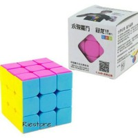 Jual Rubik Yong Jun 3x3 sticker less Murah