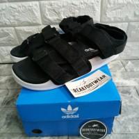 Sepatu adidas Sandal Adillete Blackwhite Unisex