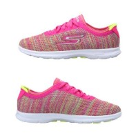 sepatu wanita lati running fitness olahraga skechers shoes original