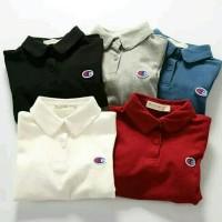 kaos polo shirt tshirt champion