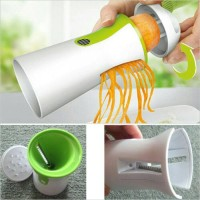 Jual Spiral Cutter Alat Potong Sayur Wortel Veggie Twister Pisau Slicer Top Murah