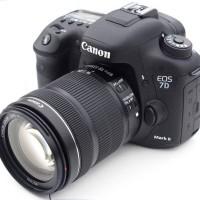 kamera canon EOS 7D KIT 18-135 IS STM (GARANSI RESMI CANON)