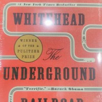 underground railroad - colson whitehead | novel import