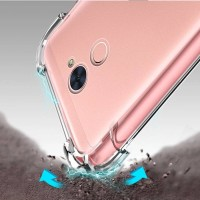 High Quality Transparent Clear Shockproof Soft Case huawei Y7 prime