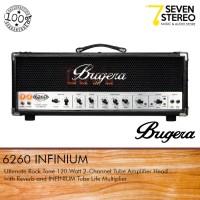 Bugera 6260 Infinium Guitar Head Amplifier