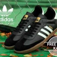 Sepatu Sport Pria Casual Running Sneakers Adidas Samba Classic