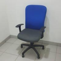 Kursi Kerja Staff / Karyawan  (KK-2 Biru) Bekas