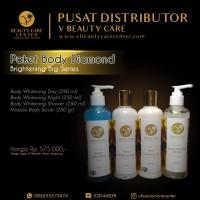Paket Diamond Body Brightening Big Series | V Beauty Care