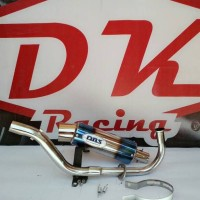 harga Knalpot Yamaha Mio Sporty Dbs Tokopedia.com