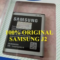 ORIGINAL Baterai batre batere battery batery Samsung Galaxy J2 J200
