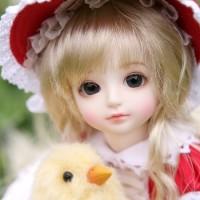 FULL SET 1/6 BJD Baby Doll Aidolls Gaby Ai Ante Luna/ BONEKA BJD