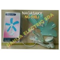 KIPAS ANGIN JEPIT 5 BALING BALING NAGOYA NG-590J