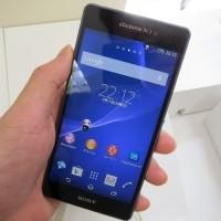 Sony Xperia Z2 Compact Docomo Mulus Original