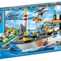 LEGO CITY 60014 : Coast Guard Patrol
