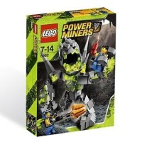 LEGO POWER MINERS 8962 : Crystal King