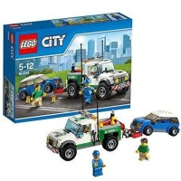 LEGO City -60081 City Pickup Tow Truck Set New Vehicles Bricks Toy C