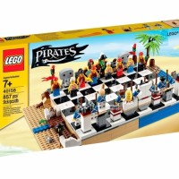 Jual LEGO Pirates III - 40158 Pirate Chess Set New Exclusive Set Minifigu  Murah