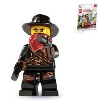 LEGO Minifigures Series 6 - 8827 Bandit Minifigure Seri #5 Cowboy