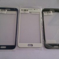 SAMSUNG NOTE 2 GORILLA  GLASS / KACA LCD  TOUCHSCREEN GREY ORIGINAL