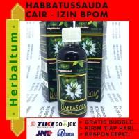 Habbatusauda Cair 60 mL - izin BPOM
