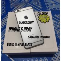 harga Iphone 6-16gb Warna Grey /silver Garansi 1 Thn Tokopedia.com