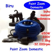 Paint Zoom / Paint Gun / Paint Spray