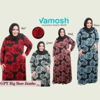 Jual VAMOSH Gamis - BIG ROSE JUMBO Big Size Murah