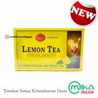 Jual Lemon Tea Kepala Djenggot - Teh Lemon Murah