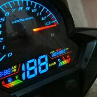 Speedometer CBR150R Modifikasi