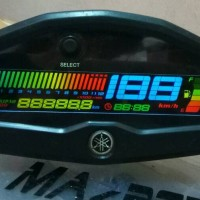 Speedometer Yamaha Xabre Modifikasi