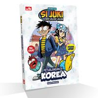 Komik Si Juki Seri Jalan-Jalan: Petualangan di Korea
