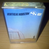 Vertical Horizon - Go ORIGINAL KASET NEW Dave Matthews Band Paramore