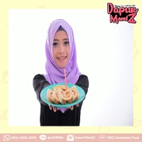 Bolu Gulung/Roll Cake Double Topping