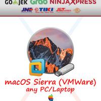 Installer MacOS Sierra VMWare Image PC/Laptop + 16GB Flashdisk Sandisk