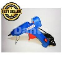 Jual Alat Glue Gun Kecil ( Lem Tembak On/Off HL-20W ) Murah