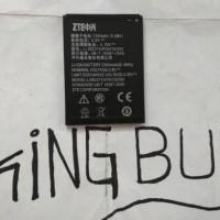 BATERAI ZTE BLADE A5 / BOLT ZTE V9820 4G POWERPHONE ORIGINAL/BATRE