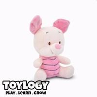 Boneka Bayi Piglet Disney Baby Piglet Sitting Doll 7 inch