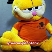 Harga boneka garfield xl big size high | Hargalu.com