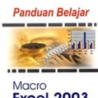 Panduan Belajar Macro Excel 2003