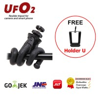Jual Fotopro Flexible Gorilla Tripod UFO 2- for DSLR-Mirrorless-Gopro-Phone Murah