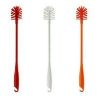 Alat Sikat Botol Minum IKEA MEDELVAG Bottle Brush Putih Merah Oranye