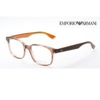 Emporio Armani kacamata Brown F EM 9733 AP7 51