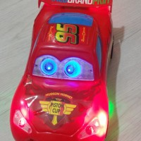 MAINAN MOBIL CARS LIDAH BERGERAK MATA BERPUTAR