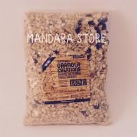 Jual Granola Creations 1kg Tropical Fruit & Nuts (Toasted Muesli) Murah