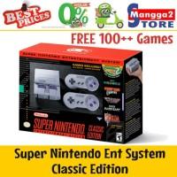 Jual SNES Super Nintendo Classic Edition Free 100 games Murah