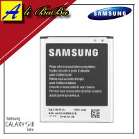 Baterai Handphone Samsung Galaxy S3 Mini i8190 Batre HP Battery